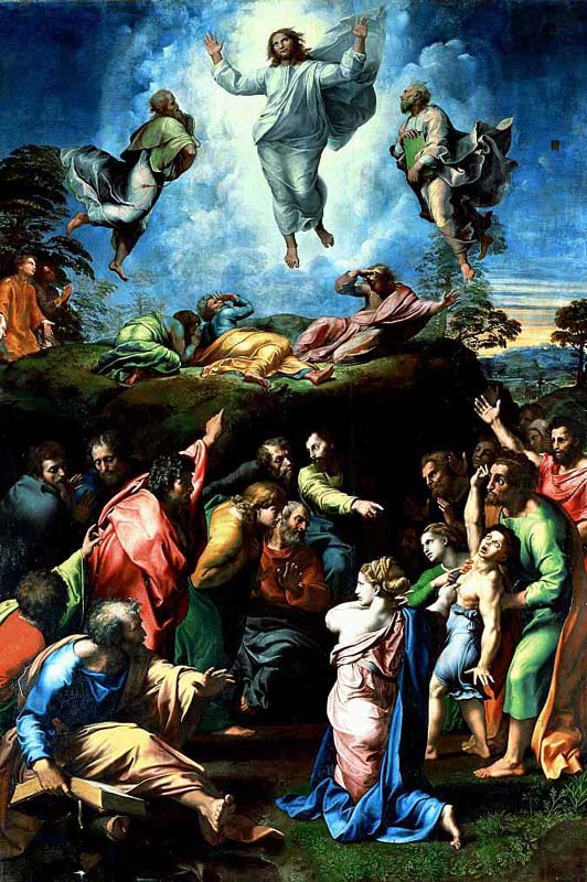 St. Peter's - Altar of Transfiguration