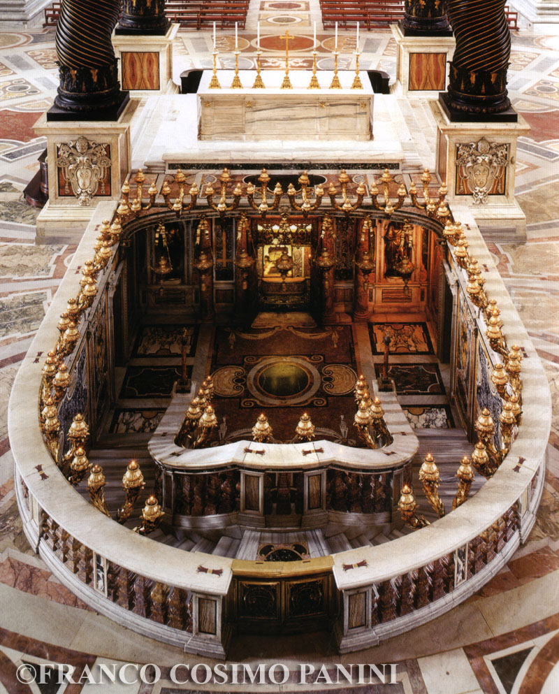 Top prayer places in st peter s