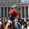 Swiss Guard at Easter Mass '06
