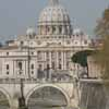 St Peter's beyond the Tiber