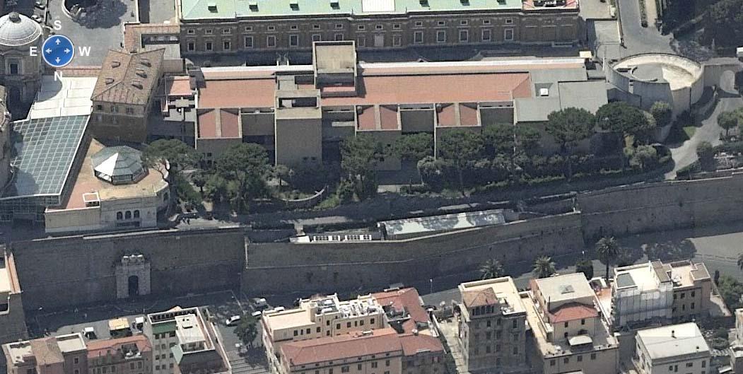 belvedere casino vatican city