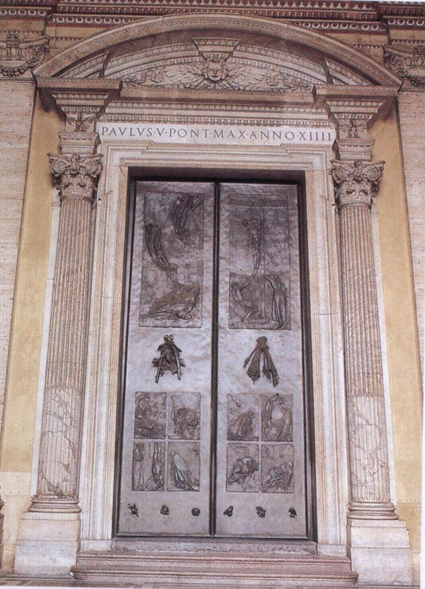 & St. Peter\u0027s - Door of Death