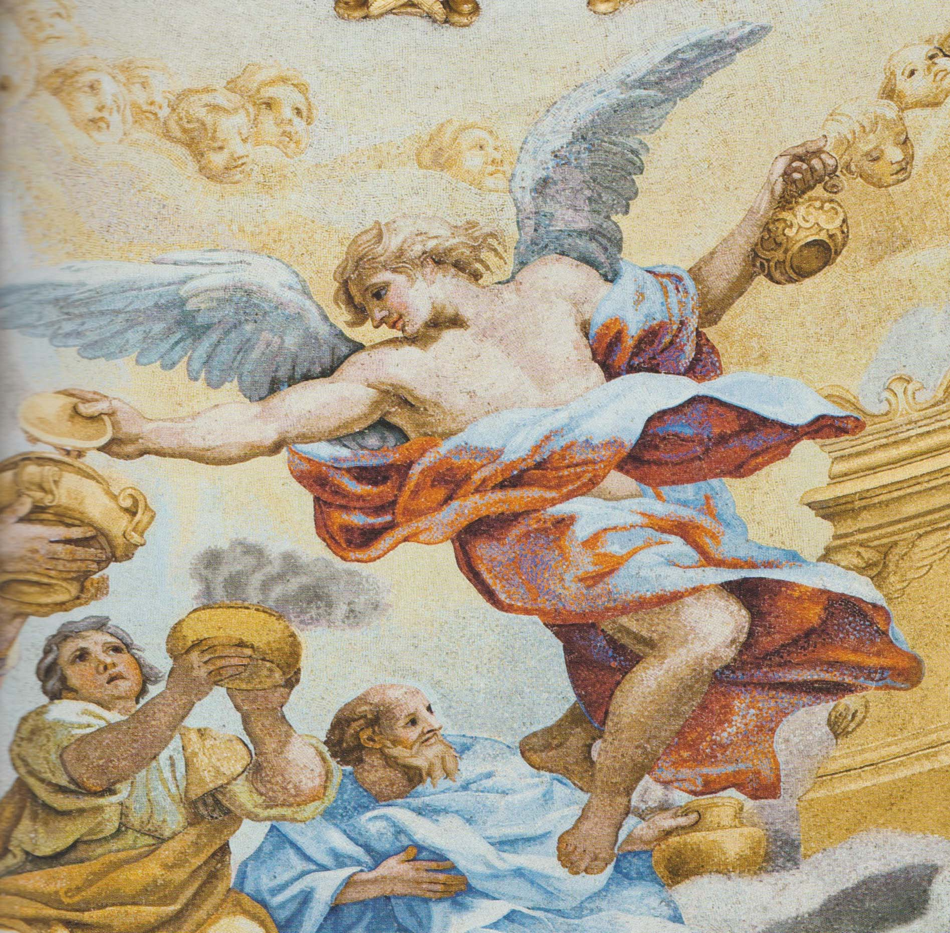 Blessed Sacrament Chapel Mosaics