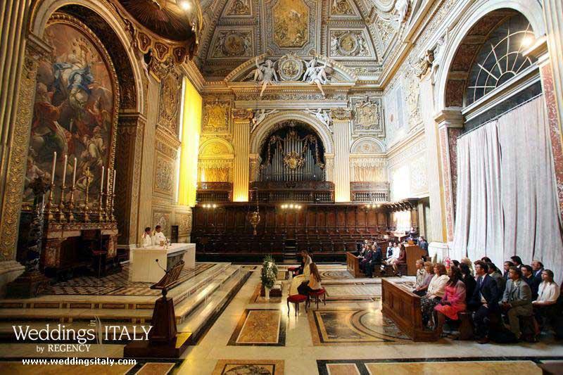 Weddings In St Peter S Basilica