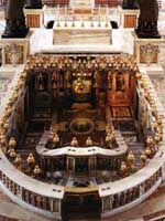Confessio - Tomb of St Peter